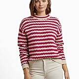 Rebecca Minkoff Vintage Striped Katherine Sweater