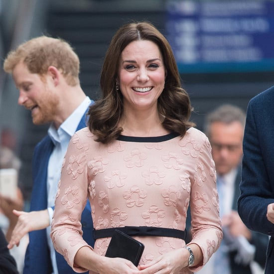 Kate Middleton Pregnancy Haircut | October 2017
