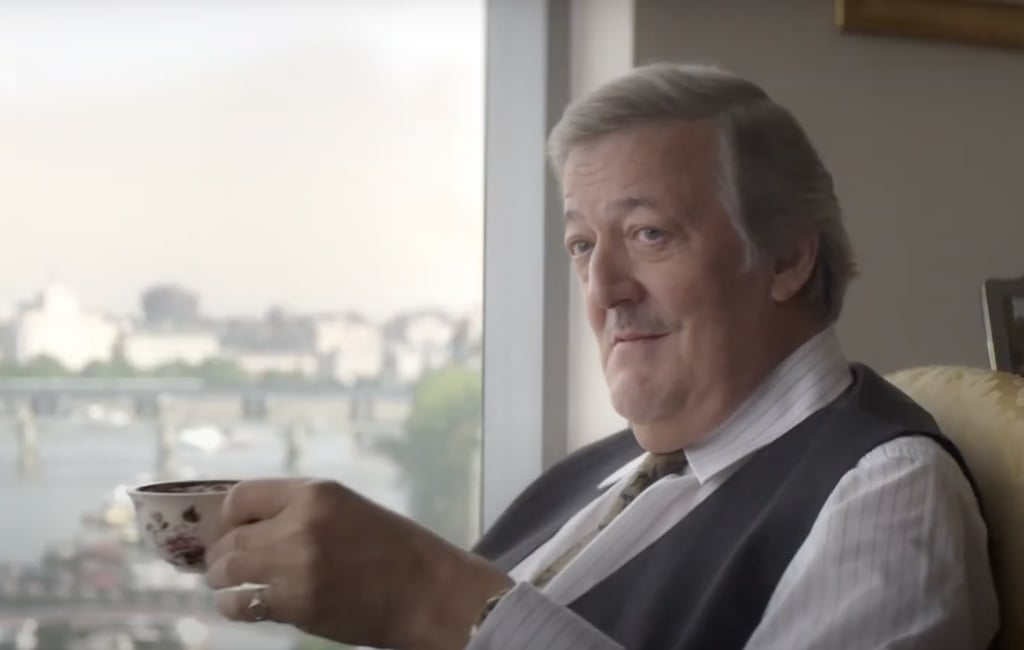 Stephen Fry as Arthur Garrison