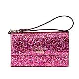 Glitter iPhone 6 Wristlet Wallet
