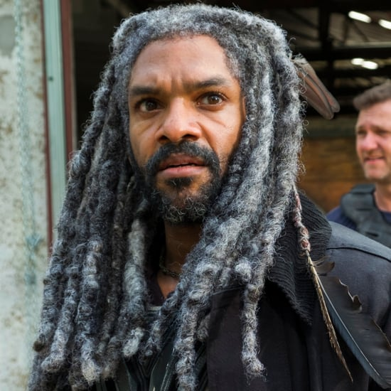 What Happens to Ezekiel in The Walking Dead Comic Books?
