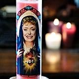 Saint Blanche Prayer Candle