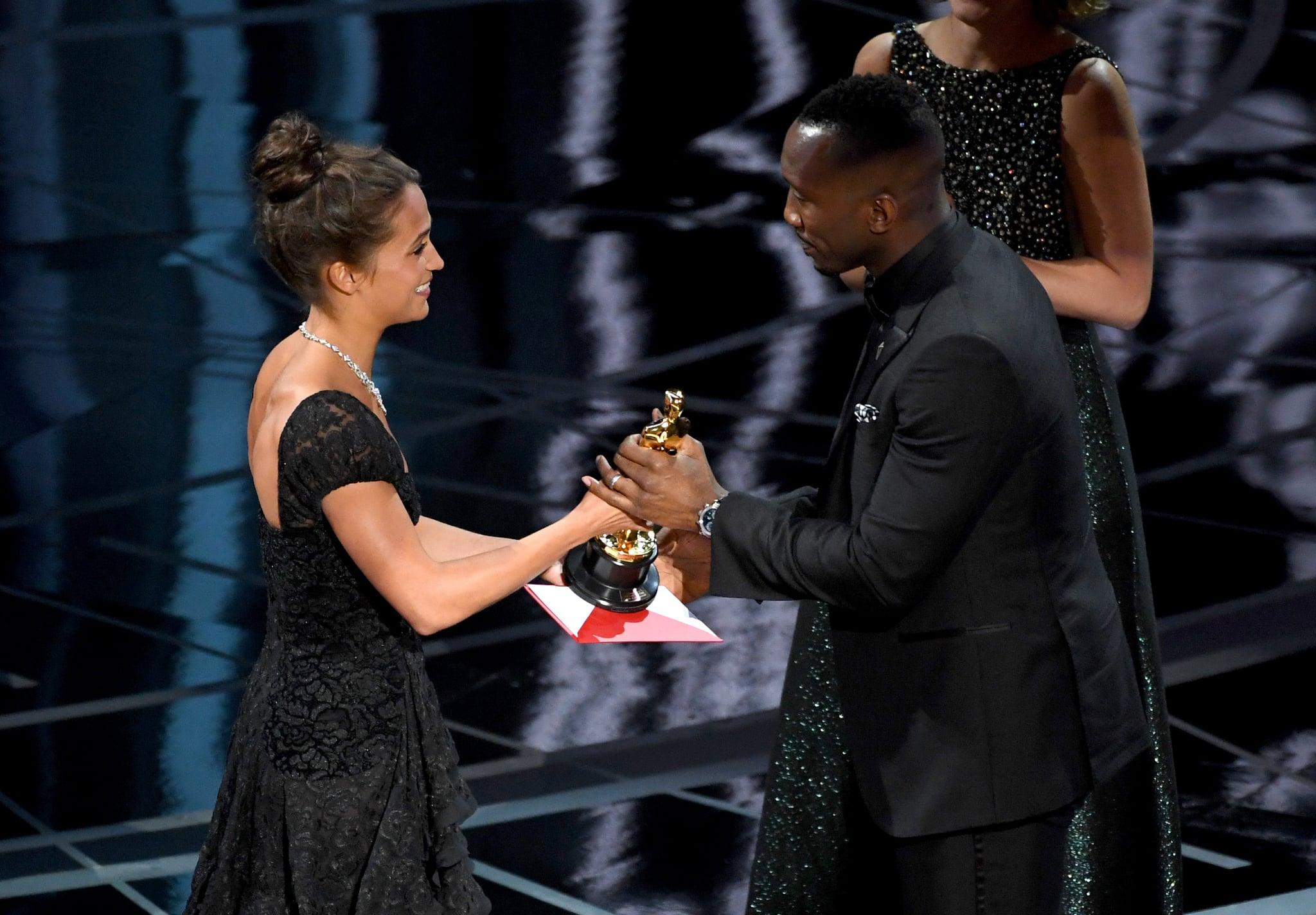 Oscar Winners 2017 | POPSUGAR Entertainment