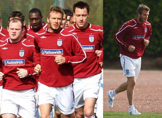 24/03/2009 David Beckham