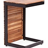 Wooden C Table