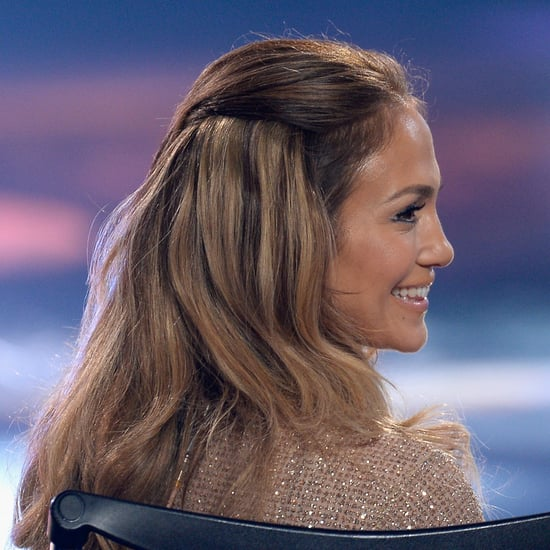Jennifer Lopez Judging World of Dance Competition
