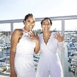 Dr. Akirah Bradley-Armstrong and Mrs. Monica Armstrong