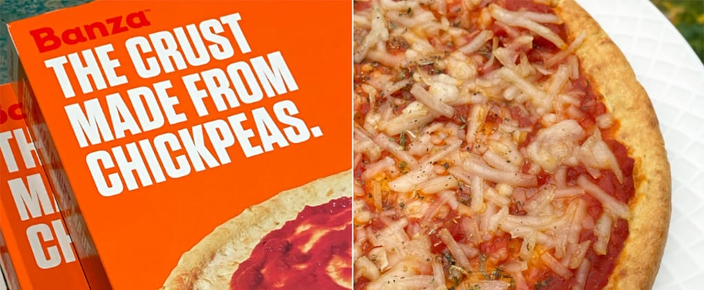 Banza Chickpea Frozen Pizza Crust Review