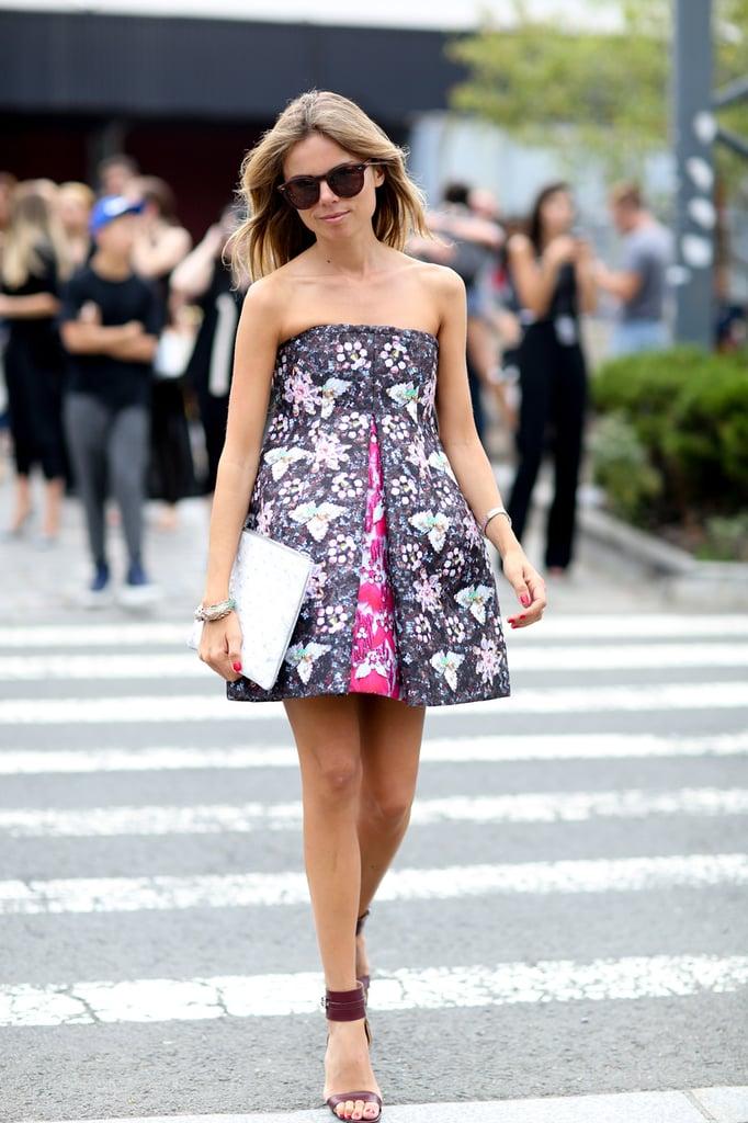 NYFW Street Style Day 3