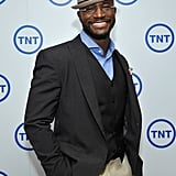 Taye Diggs looked dapper in a hat.