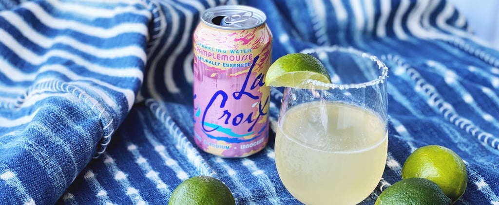 LaCroix Pamplemousse Paloma Cocktail Recipe