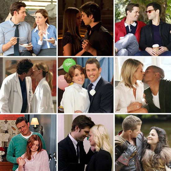 Best tv relationships