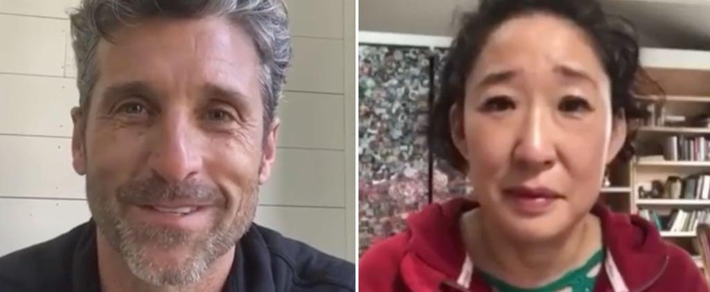 TV Doctors Thank Healthcare Workers in Instagram Video