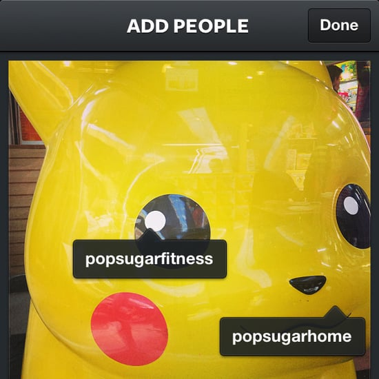 How to tag people on instagram popsugar tech ccuart Image collections