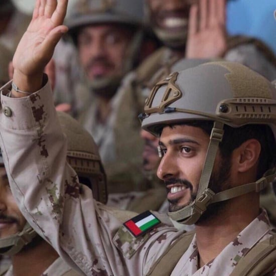 الشيخ زايد بن حمدان يعود إلى الإمارات