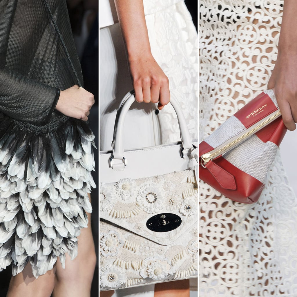 Burberry, Mulberry, and More: London Catwalk Bags You'll Want Now