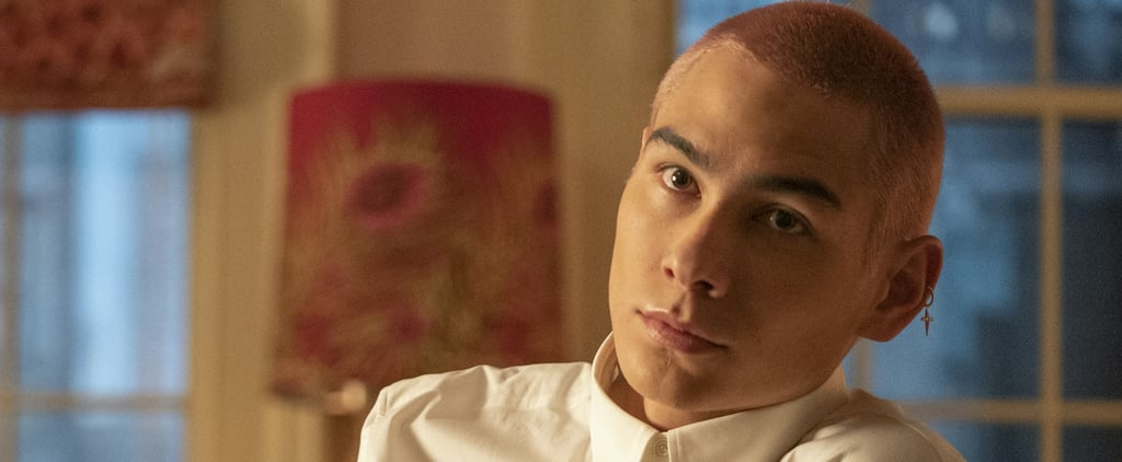 Gossip Girl: Aki Comes Out as Bisexual in Midseason Finale