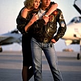 Charlie and Maverick From Top Gun