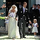 Princess Maria Carolina and Albert Brenninkmeijer