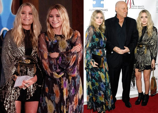 Pictures of Mary-Kate Olsen And Ashley Olsen at a Gala in NYC