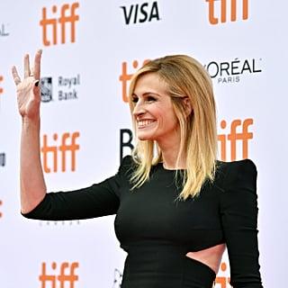 Julia Roberts's Clapback About Her Manicure