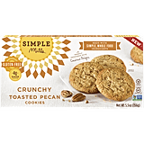 Simple Mills Crunchy Toasted Pecan Cookies