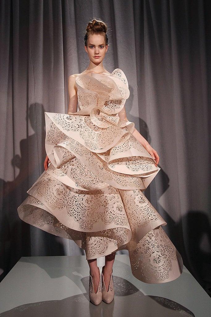 Spring 2011 New York Fashion Week: Marchesa