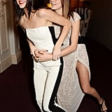 Kendall and Cara Like to Have Fun Alone