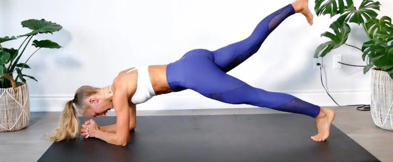 "Sean Paul ""Temperature"" Plank Challenge Video"