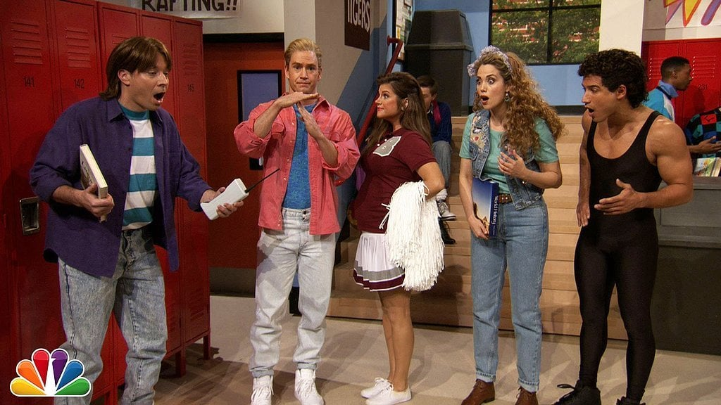 Time-Out! It's the Saved by the Bell Reunion You've Been Waiting For