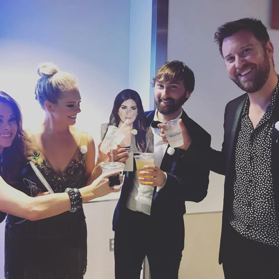 Lady Antebellum at the 2018 Grammys