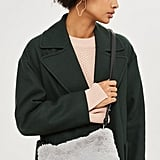Topshop Rupert Faux Fur Cross Body Bag (£25)