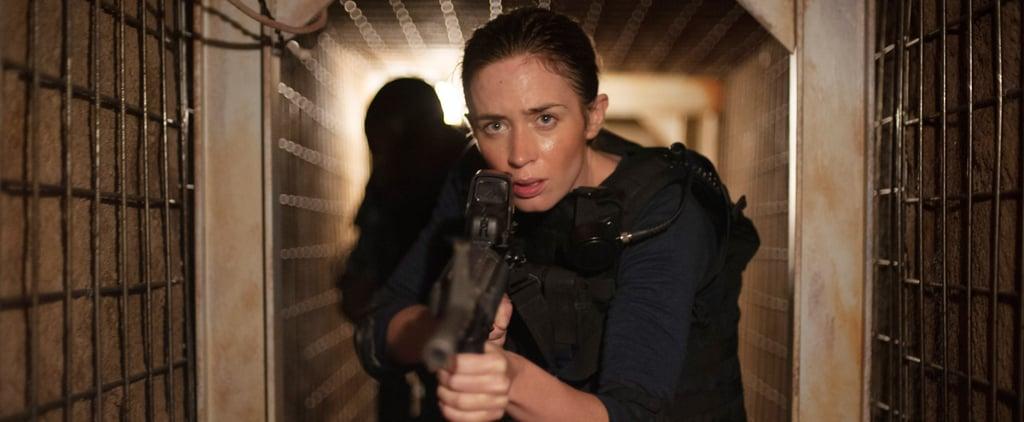 Is Emily Blunt in Sicario 2 Day of Soldado?