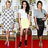 Our favorite style setters came out with a bang for Comic-Con 2012.