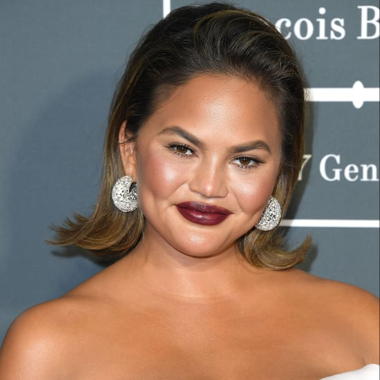 Chrissy Teigen and Alexandria Ocasio-Cortez Grammy Awards