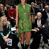 Lady Victoria Hervey at Vivienne Westwood Red Label