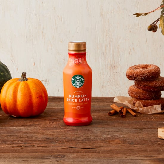 New Starbucks Pumpkin Spice Coffees 2017