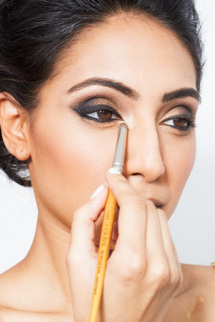 tutoriels maquillage pour yeux marrons sant fitness