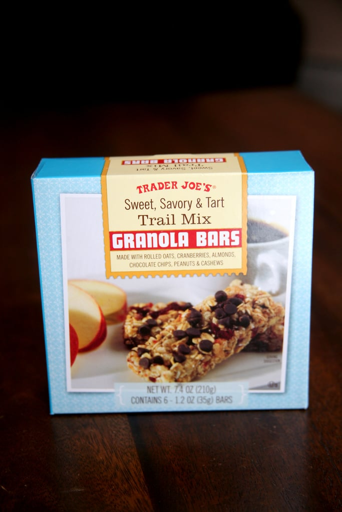 Trail Mix Granola Bars