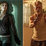 Rocky and the Blind Man From Don't Breathe