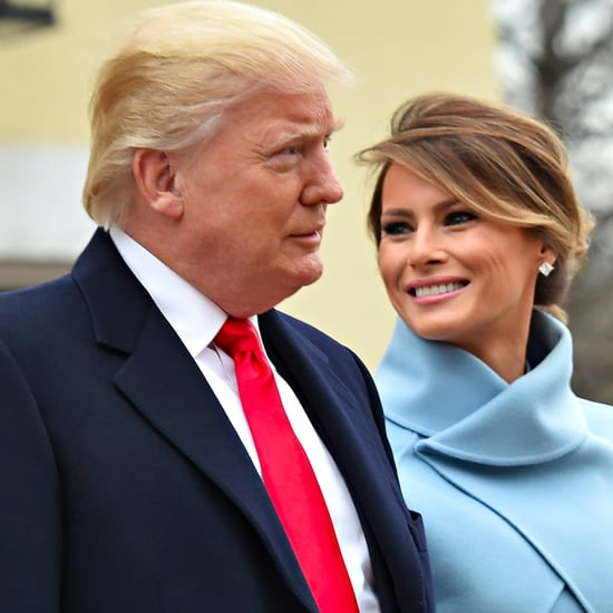 Melania Trump's Jewelry Line Plug in White House Biography