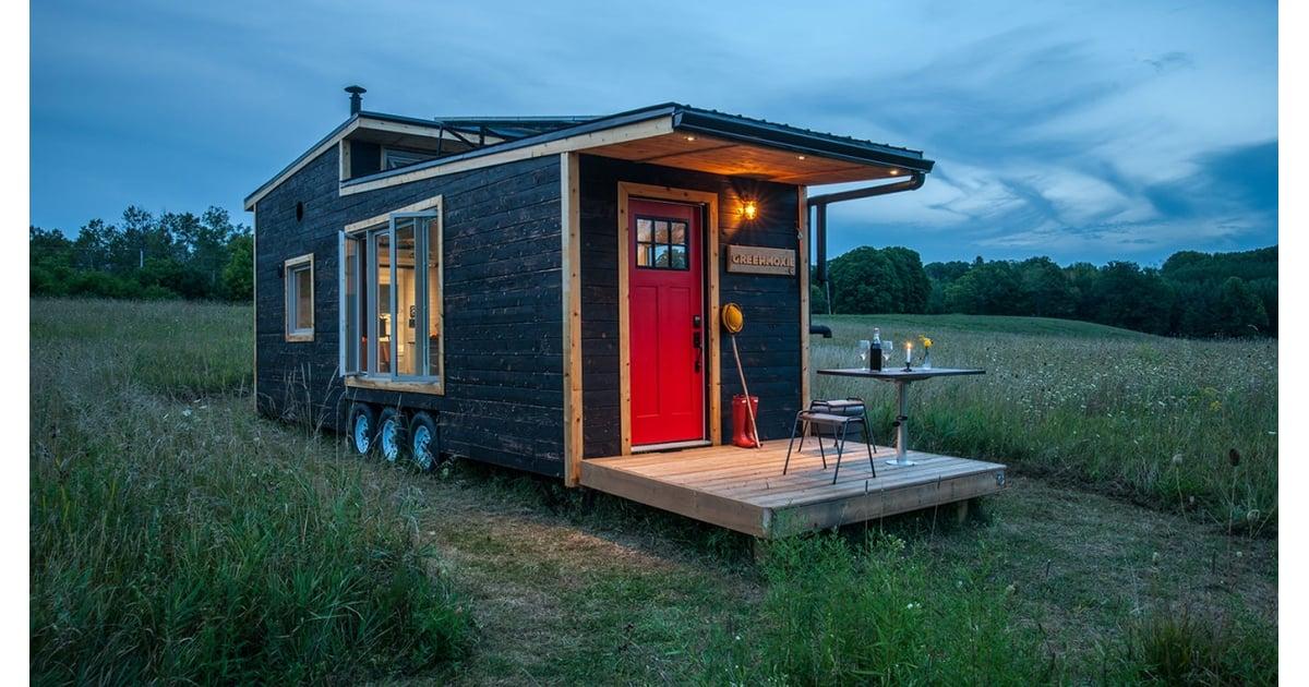 Greenmoxie eco friendly tiny house where to buy a tiny for Eco friendly tiny house