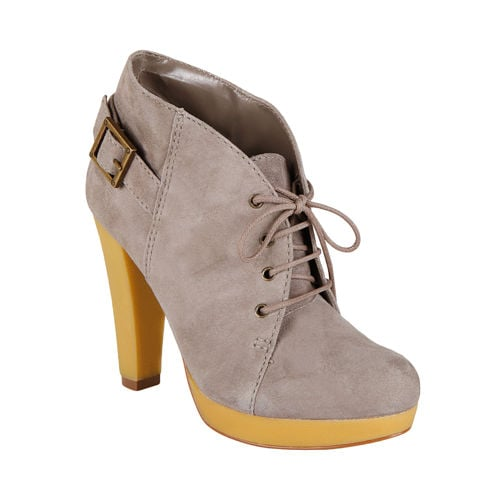 A functional bootie is a must for Fall. These Steve Madden Mariell Boots ($190) are chunky, just the way I like it.