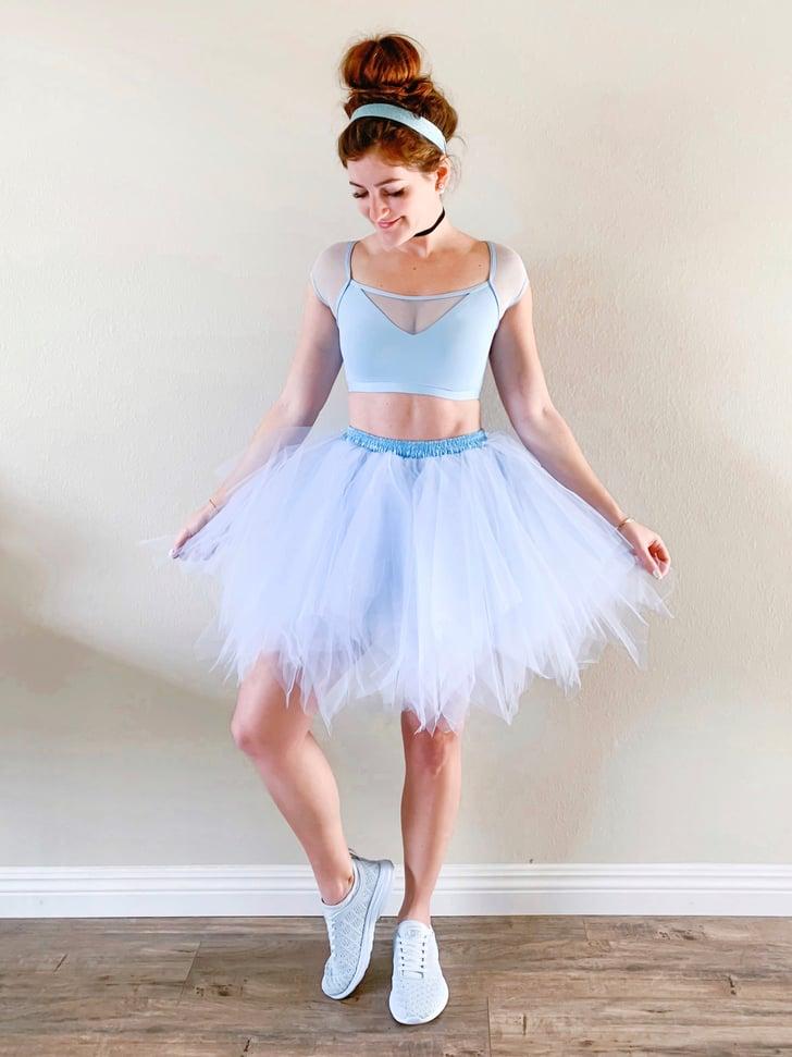 Cinderella Rundisney Costume Idea Popsugar Fitness