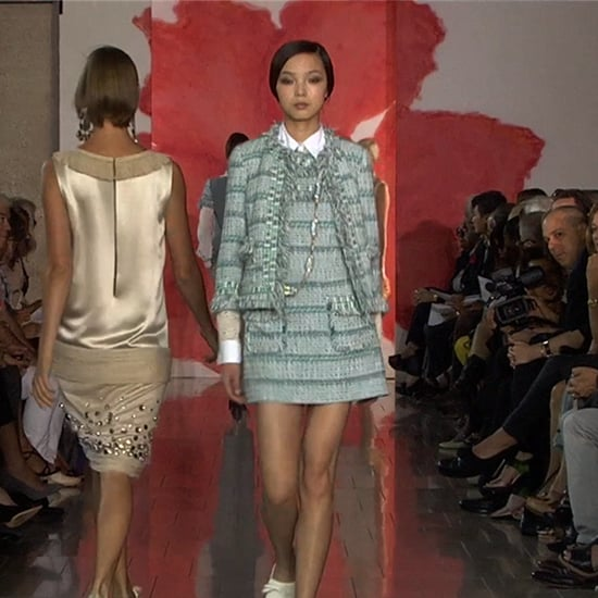 New York Fashion Week Spring 2012 Trend Report: Mint Green