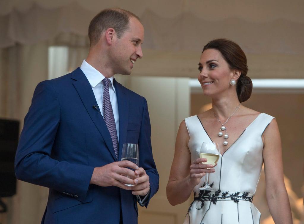 Kate Middleton Gosia Baczynska Dress