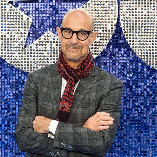 Watching Stanley Tucci Cook Leftover Pasta Is Sparking Joy