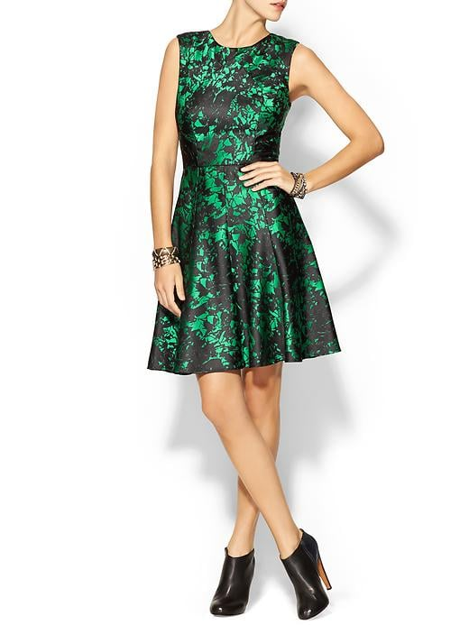 This Pim + Larkin Brocade Fit & Flare ($119) was made for your big Christmas party.