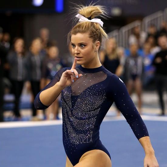 Watch UCLA Gymnast Gracie Kramer's 2020 Floor Routine
