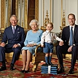 When They Posed For the Cutest Royal Stamp